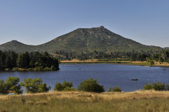Lac Kumayaka Photographie stock libre de droits