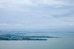 Lac kunming Dianchi Images stock