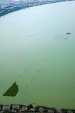Lac kunming Dianchi Image libre de droits