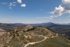 Lac la Californie big Bear Images libres de droits