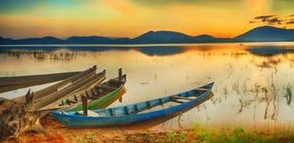 Lac lak Image libre de droits