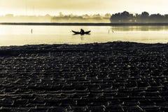 Lac lak Photographie stock