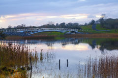 Lac Lannagh Image stock