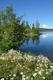 Lac Le Jeune Uciekający się Obrazy Stock
