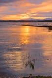 Lac Leane Image libre de droits