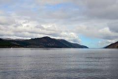Lac loch ness en Ecosse photographie stock libre de droits