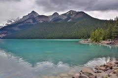 Lac louis Photographie stock libre de droits