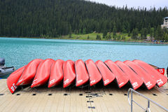 Lac louis Photo libre de droits