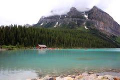 Lac louis Photographie stock