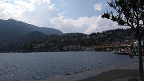 Lac Maggiore Photos libres de droits