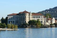 Lac Maggiore en Italie Images stock