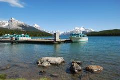 Lac Magline Image libre de droits