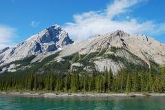 Lac Magline Photos libres de droits