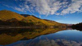 Lac Malaia Image stock