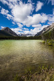 Lac marvel photographie stock
