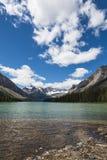 Lac marvel photo libre de droits