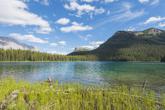 Lac marvel image libre de droits