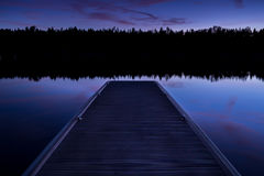 Lac Mary Landscapes Photo stock