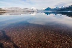Lac Mcdonald Image stock