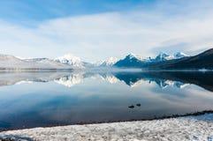 Lac Mcdonald Photos stock