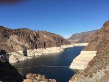 Lac Meade Image libre de droits