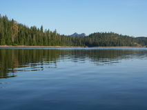 Lac meadow de Jackson Images libres de droits