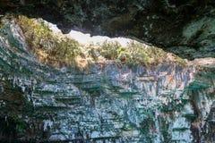 Lac Melisani Images libres de droits