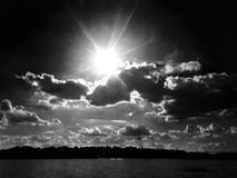 Lac Minnetonka Photographie stock