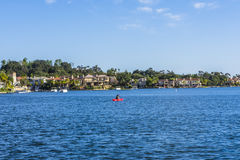 Lac Mission Viejo Photos stock