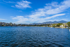 Lac Mission Viejo Image stock