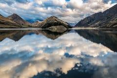 Lac Moke Images libres de droits