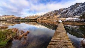 Lac Moke Photographie stock libre de droits