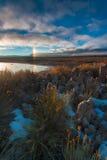 Lac mono la Californie photos stock