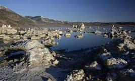 Lac mono, la Californie, Etats-Unis Image libre de droits