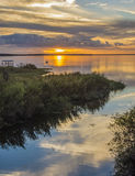 Lac Monroe images libres de droits