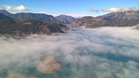 Lac Montain de France images libres de droits