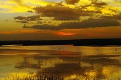 Lac Montana medicine photos libres de droits