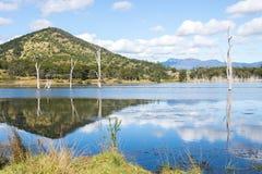 Lac Moogerah au Queensland au cours de la journée photos libres de droits