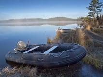 Lac Morchua Photos libres de droits