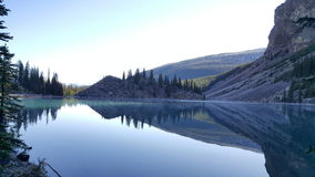 Lac Morraine Royalty Free Stock Images