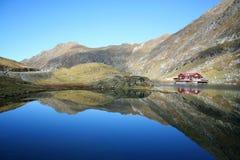 Lac mountain Image stock