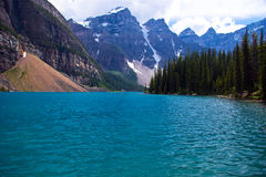 Lac mountain Photo libre de droits