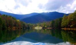 Lac mountain Photo libre de droits