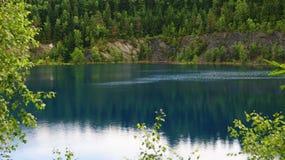 Lac mountain en Allemagne image libre de droits