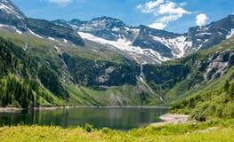 Lac mountain en Autriche Image libre de droits