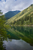 Lac mountain, Kazakhstan Photographie stock