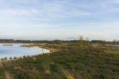 Lac néerlandais photos libres de droits
