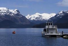 Lac Nahuel-Huapi, Patagonia, Argentine Photos stock