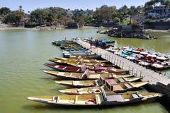 Lac Nakki Photographie stock