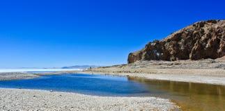 Lac Nam Images libres de droits